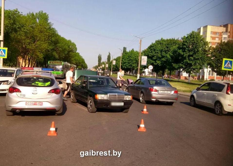 Фото: ГАИ Брестского облисполкома http://gaibrest.by