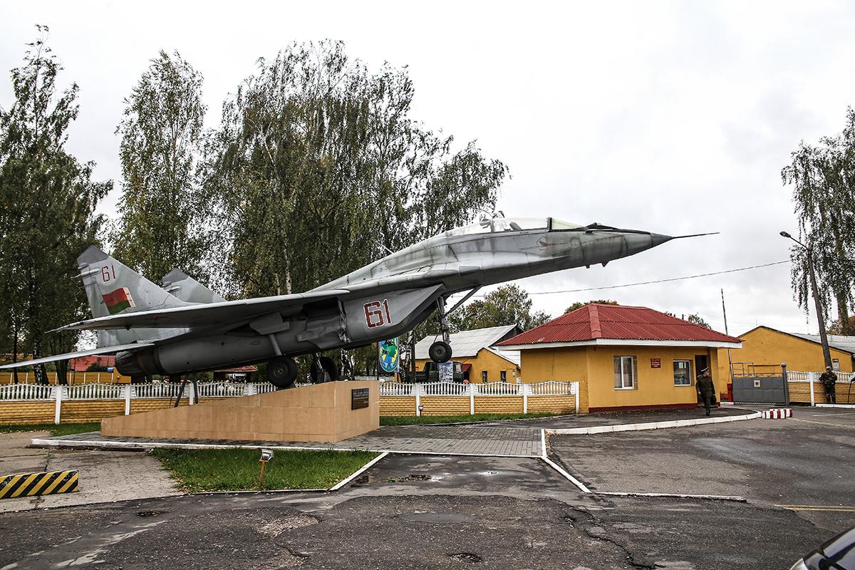 2018 год. 61‑я истребительная авиационная база. Фото: Евгений ТИХАНОВИЧ