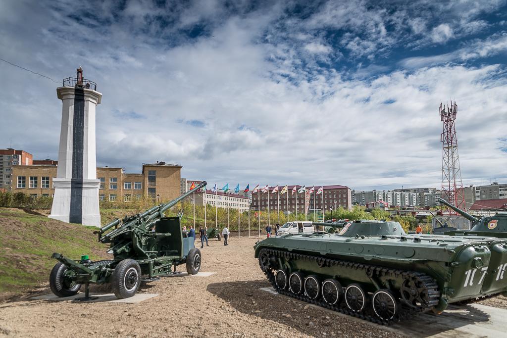 Военный музей в Магадане. Фото: https://magadanmedia.ru