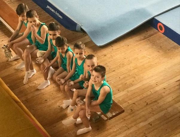Команда мальчиков СДЮШОР Барановичи - 1-е место.
