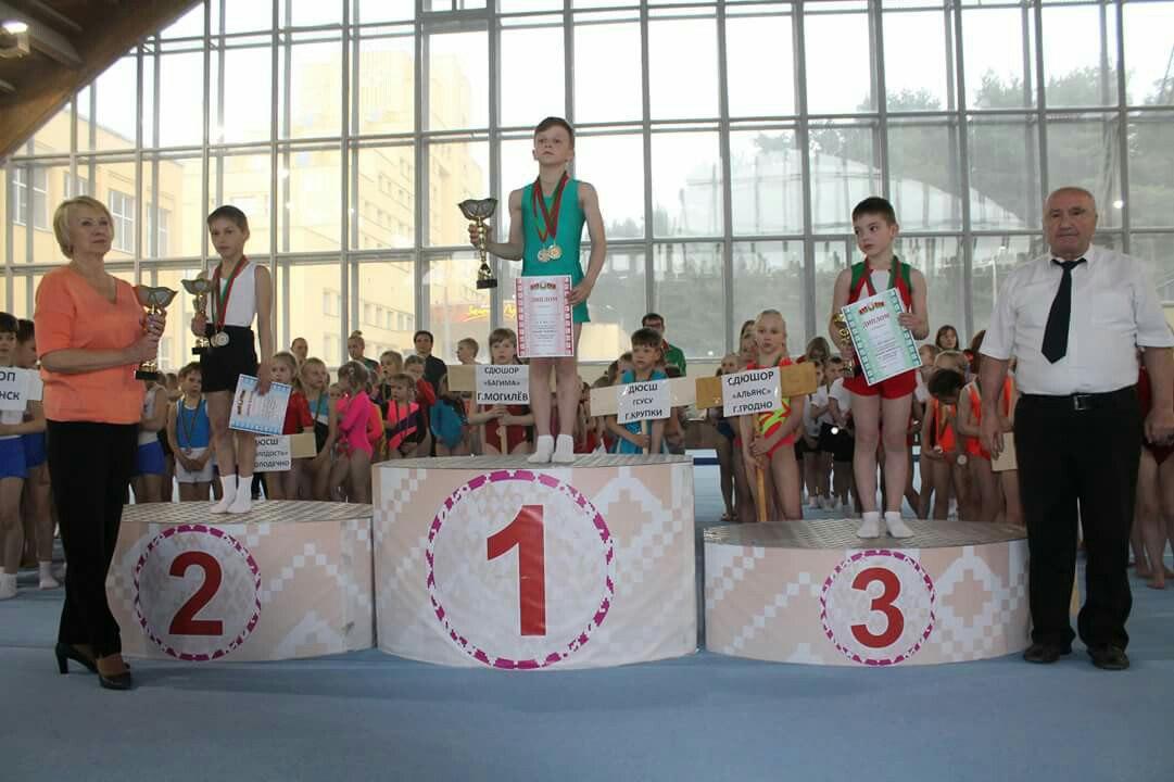 Станислав Павлюченко - 1-е место. Фото: СДЮШОР профсоюзов