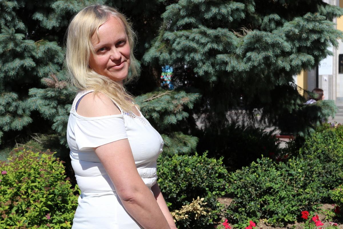 Жанна Сергейчик.  Фото: Александр ЧЕРНЫЙ