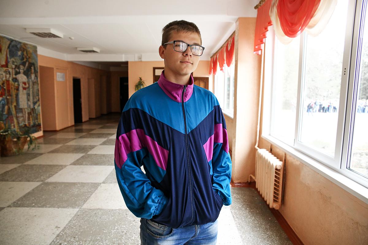 Даниил Карней. Фото: Евгений ТИХАНОВИЧ
