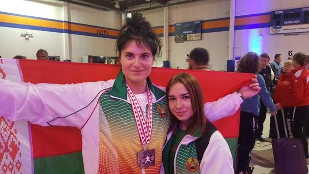 Снежанна Зубко (слева) и Татьяна Домашина. Фото: архив Снежанны ЗУБКО