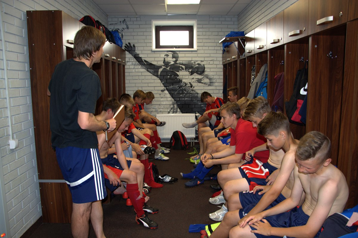 Юные барановичские футболисты стали лучшими на областной спартакиаде — Intex-press. Последние новости города Барановичи, Беларуси и Мира