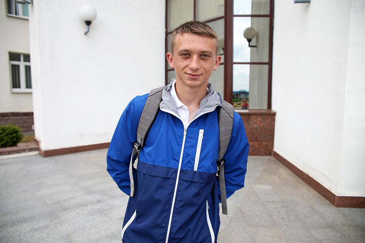 Эдуард Протасевич. Фото: Евгений ТИХАНОВИЧ