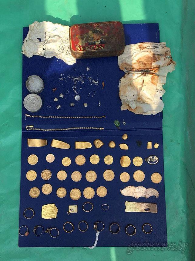 Стало известно, во сколько оценили найденный в Гродно клад, и сколько достанется тем, кто его нашел — Intex-press. Последние новости города Барановичи, Беларуси и Мира