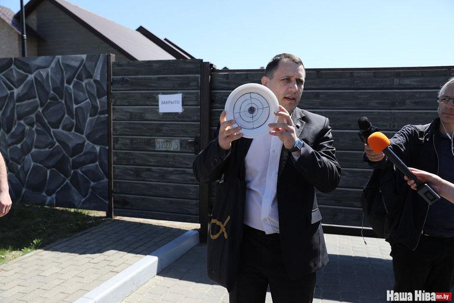 В Куропатах начнут круглосуточную акцию против открытия рядом с мемориалом ресторана — Intex-press. Последние новости города Барановичи, Беларуси и Мира