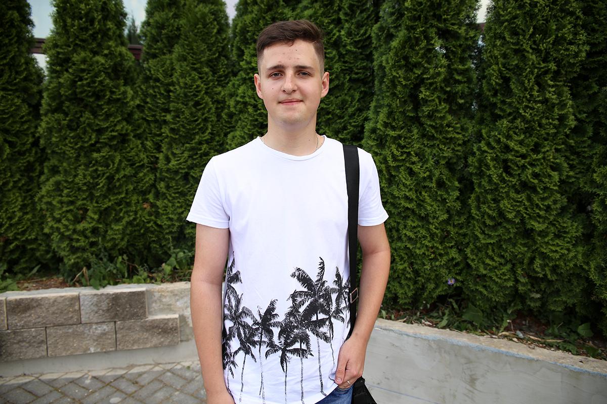 Ростислав Грынцевич. Фото: Евгений ТИХАНОВИЧ