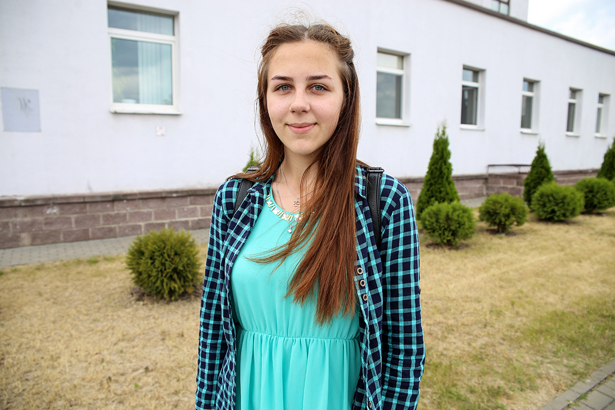 Ирина Медведько. Фото: Евгений ТИХАНОВИЧ