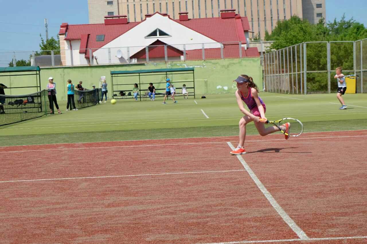 Барановичская школьница вошла в ТОП-25 теннисисток Беларуси — Intex-press. Последние новости города Барановичи, Беларуси и Мира