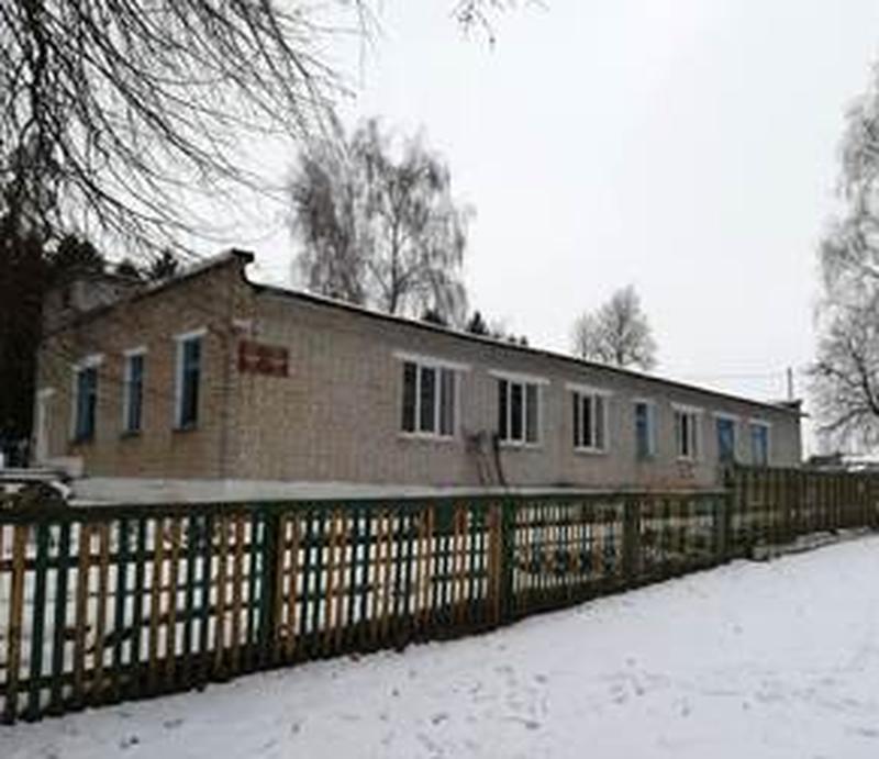 Бывший детский сад в Малой Колпенице. Фото: brest-region.gov.by