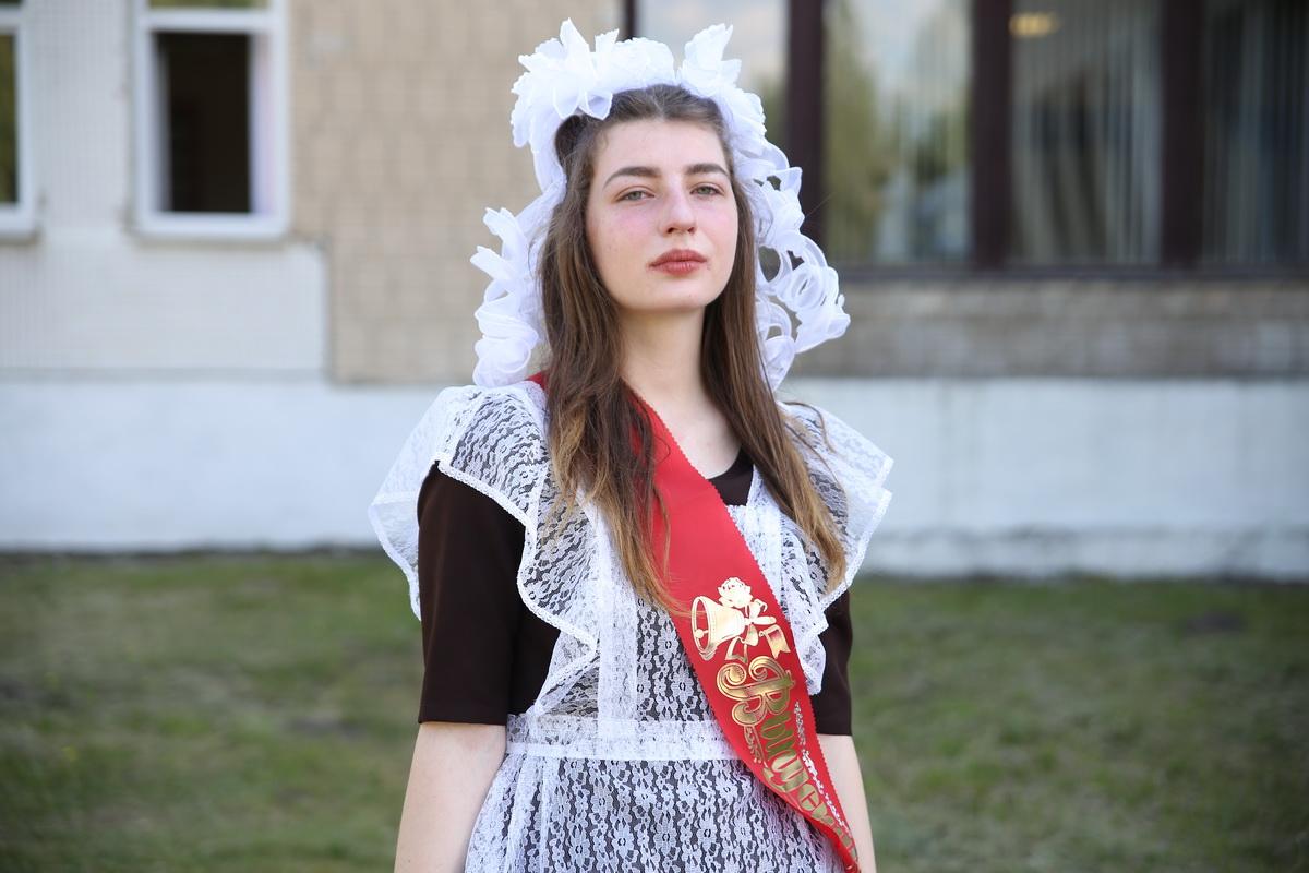 Александра Бущик. Фото: Евгений ТИХАНОВИЧ