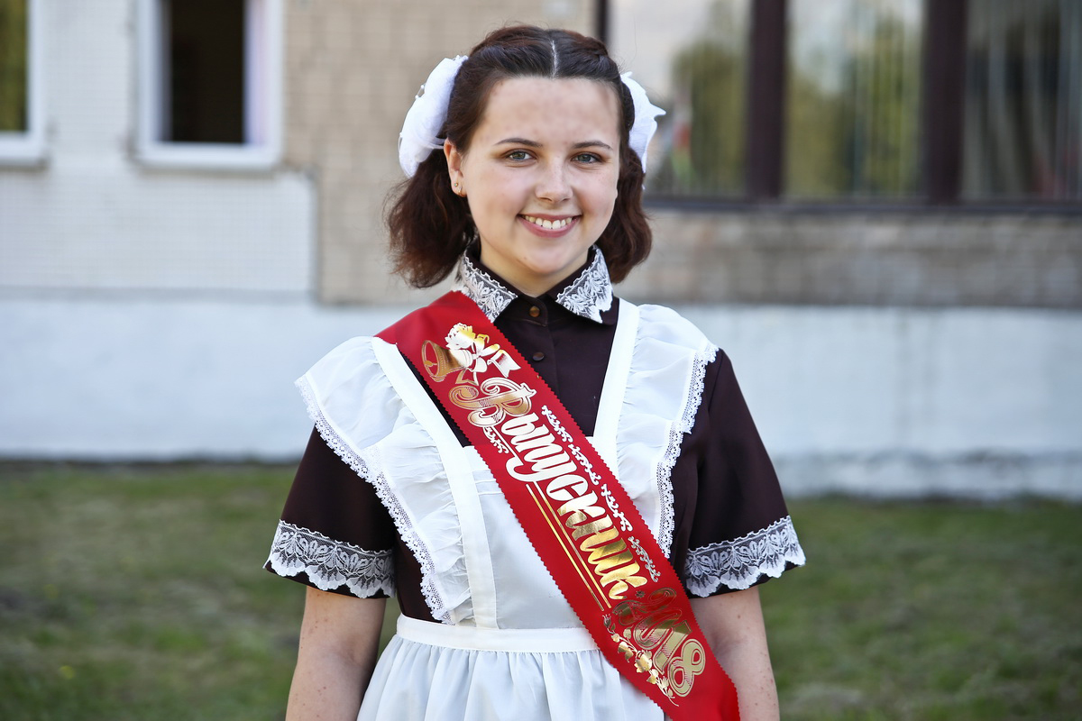 Анастасия Залесская. Фото: Евгений ТИХАНОВИЧ