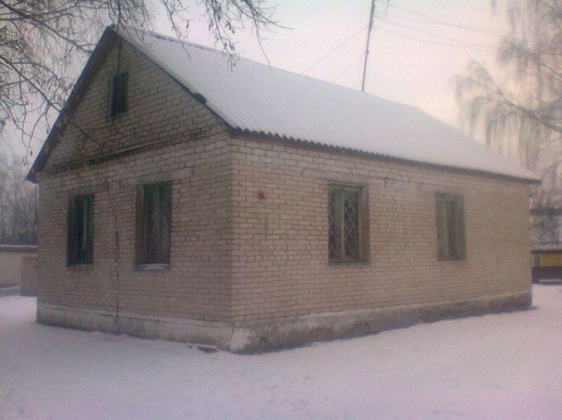 Здание бывшего комплексного приемного пункта в Полонке. Фото: brest-region.by