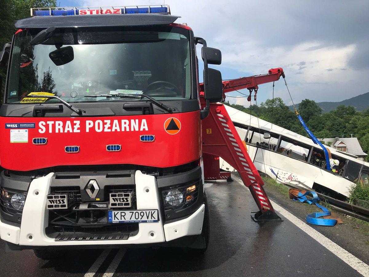 Фото: Małopolska Policja/twitter