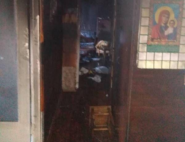 В Барановичах в девятиэтажке произошел пожар, погиб пенсионер — Intex-press. Последние новости города Барановичи, Беларуси и Мира