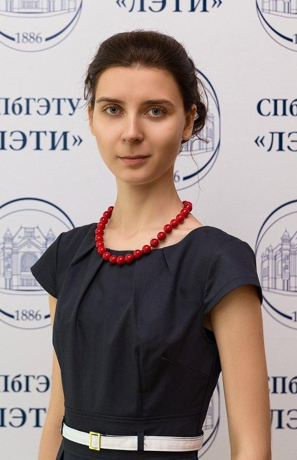 Дарья Будчан