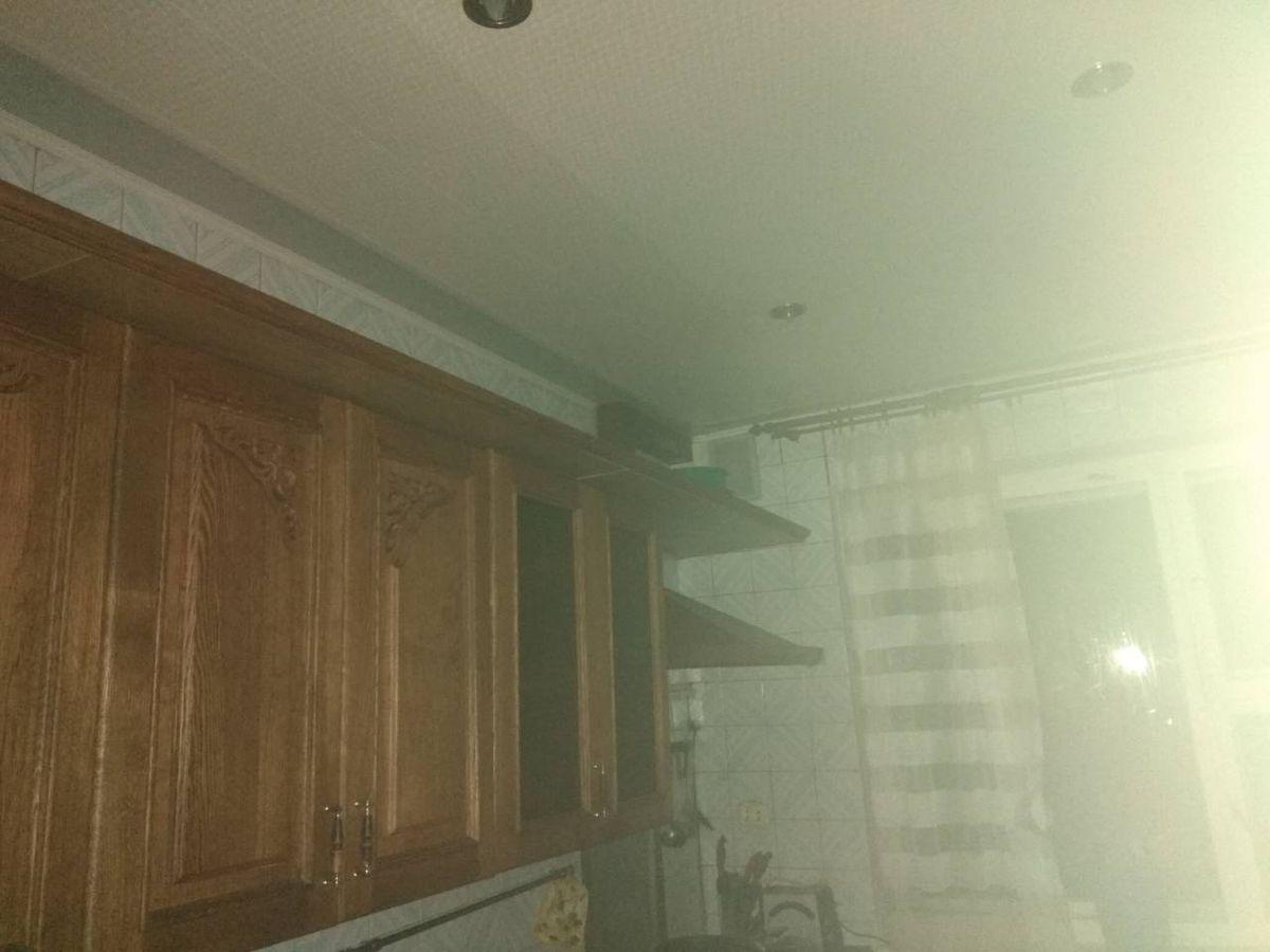 В Барановичском районе из-за шаровой молнии загорелся дом