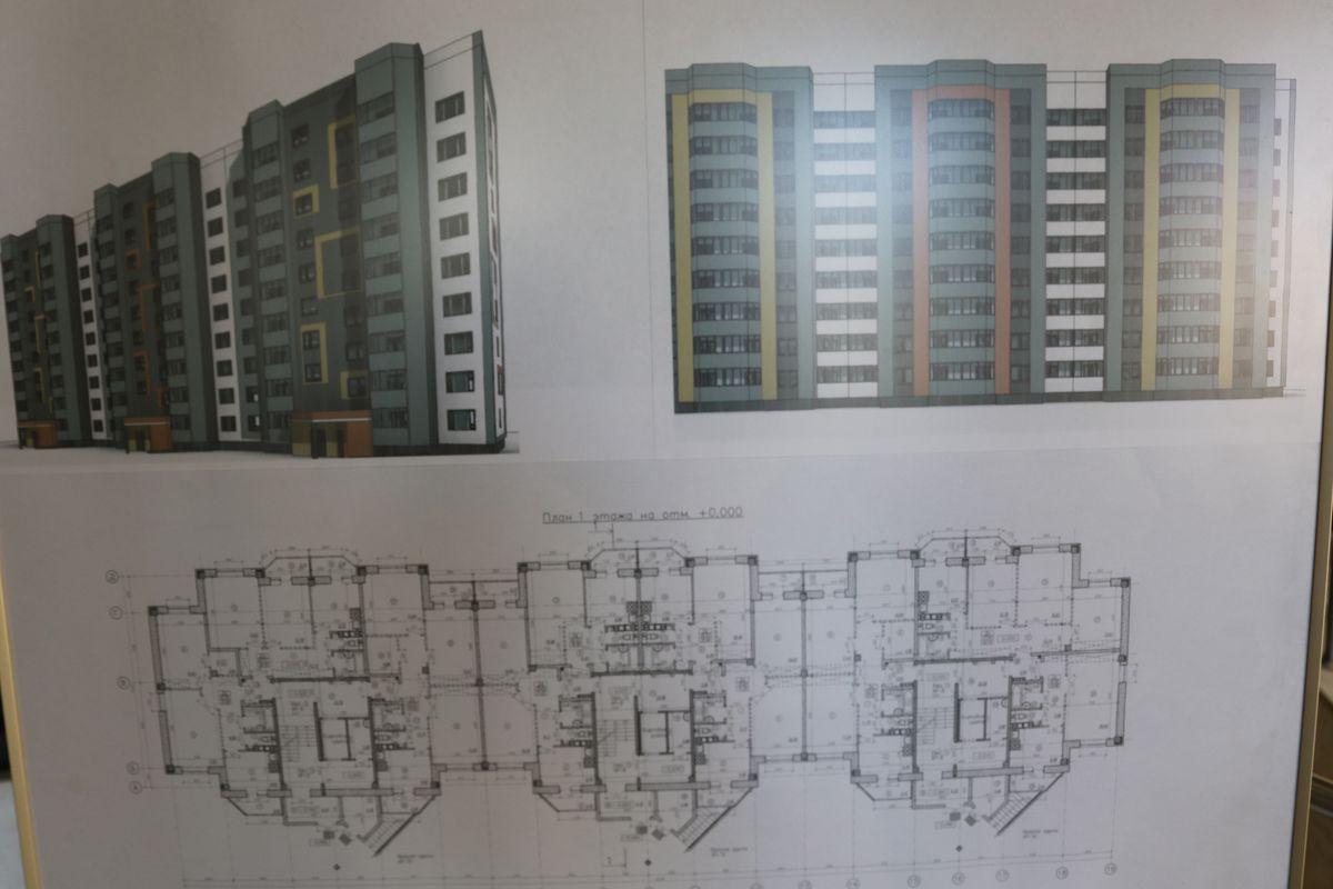 В Барановичах началось общественное обсуждение строительства девятиэтажки на улице Пионерской — Intex-press. Последние новости города Барановичи, Беларуси и Мира