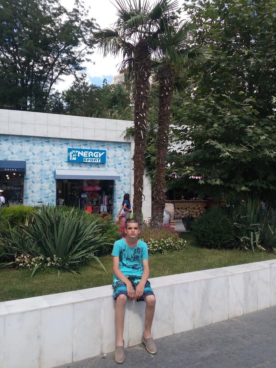 17. Сеньковец Владислав, 13 лет, Одесса, июль 2018