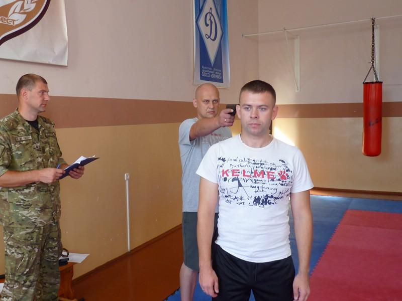 Во время состязаний. Фото: http://dynamo.by