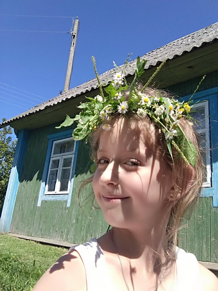 25. Сычевская Екатерина, 8 лет, д. Колдычево, 2018