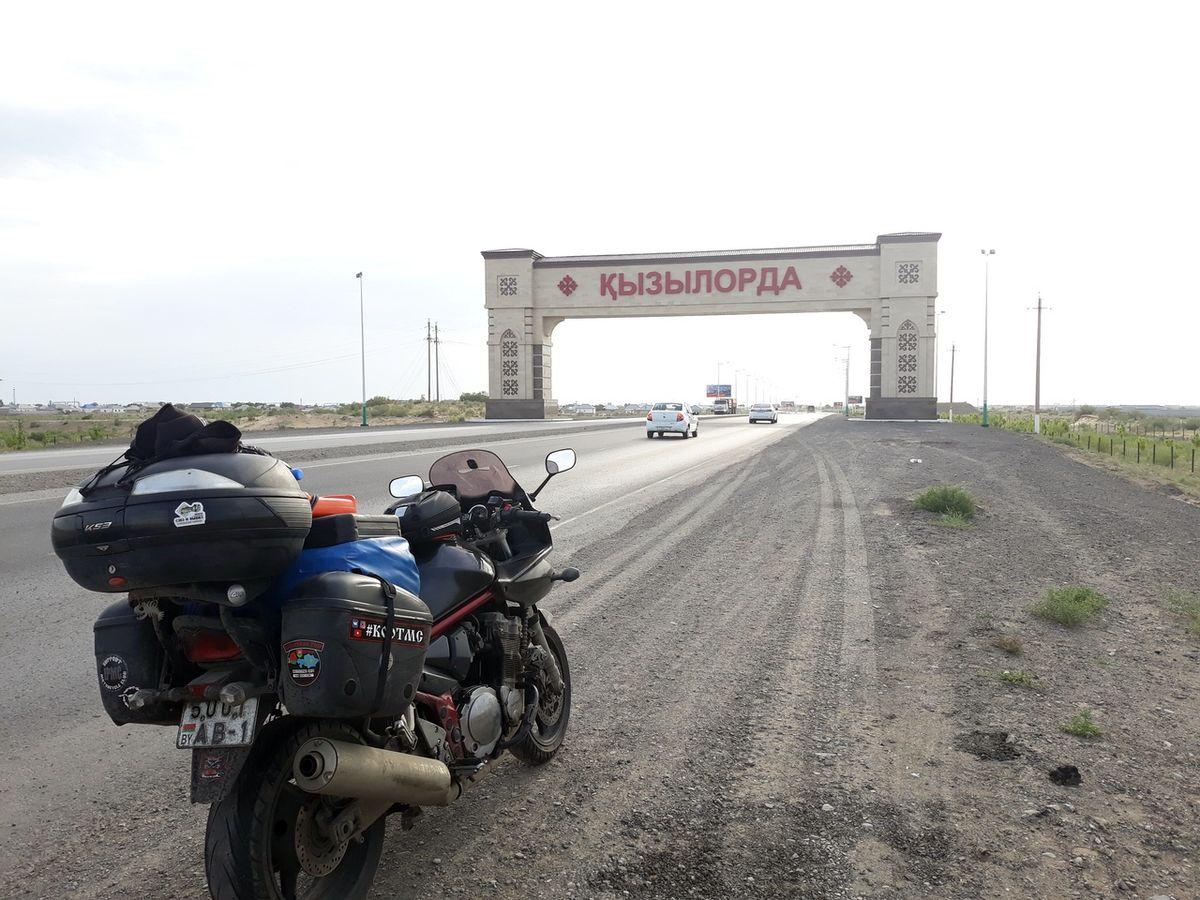 Полгода подготовки и 13 дней путешествия. Барановичский мотоциклист — о поездке в Казахстан — Intex-press. Последние новости города Барановичи, Беларуси и Мира