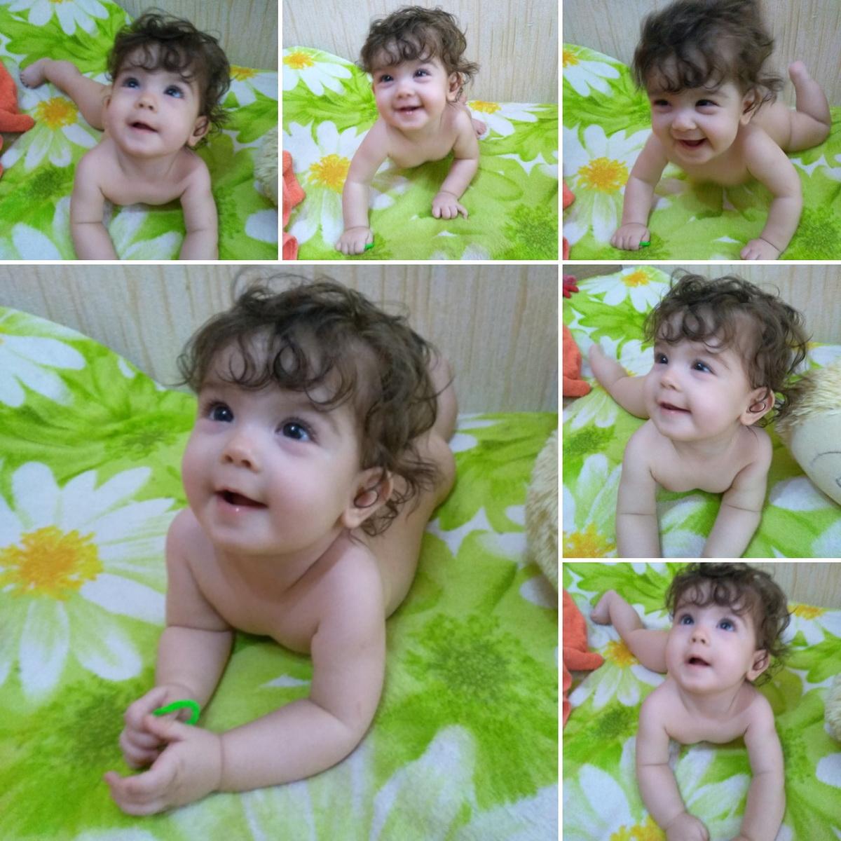 47. Чернуха Анна, 8 месяцев, Барановичи, 2018
