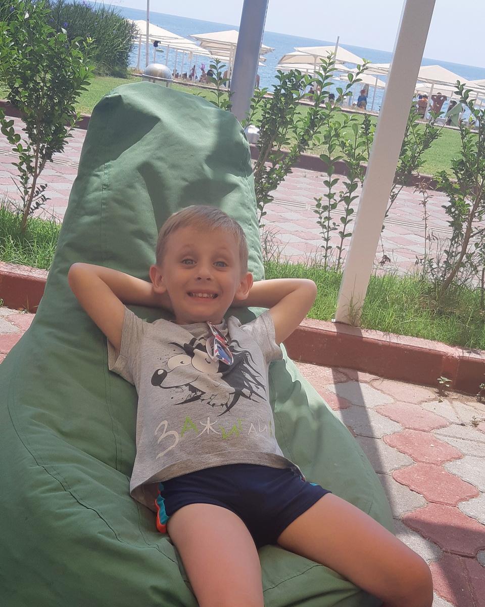 69. Ланкуть Матвей, 4 года, Турция, 2018