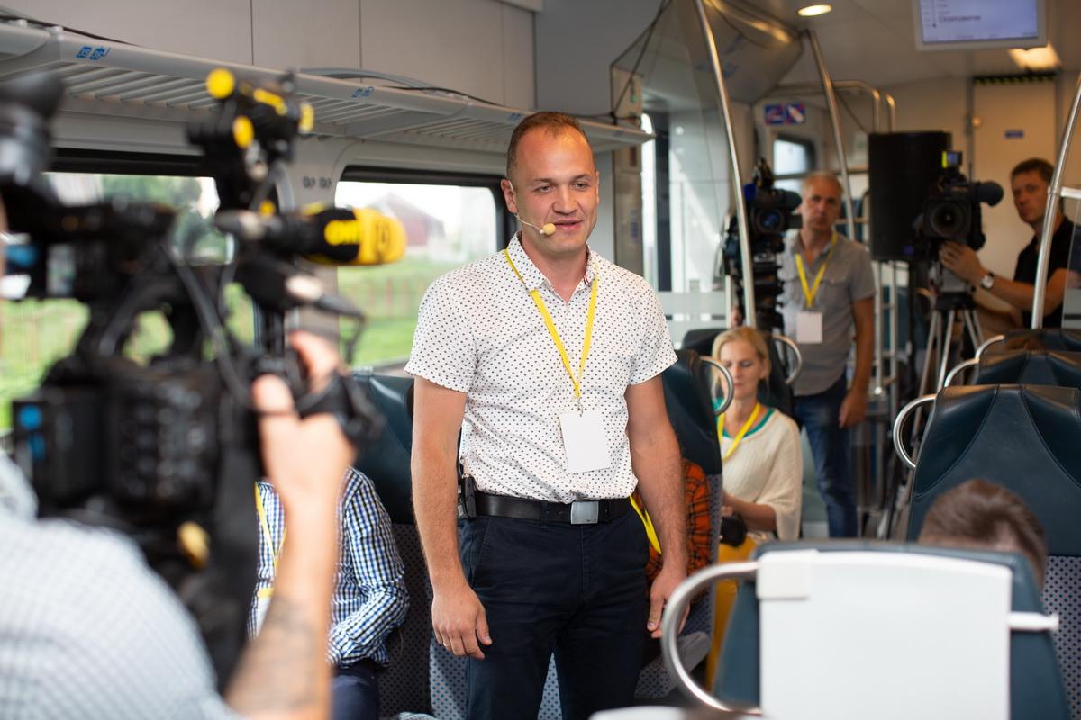 VELCOM оснастит поезда белорусской железной дороги уникальным техническим решением к европейским играм 2019 года* — Intex-press. Последние новости города Барановичи, Беларуси и Мира