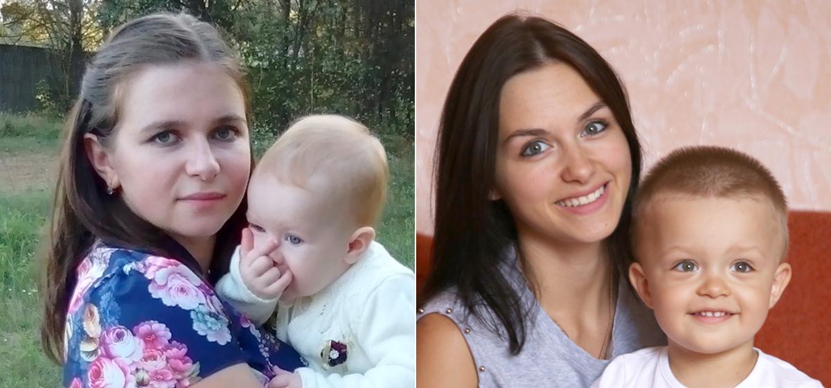Екатерина Петько,, Маргарита Малечко.